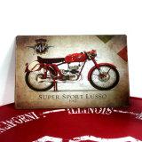 印刷のカスタム壁のプラク型のオートバイの印の金属のクラフト