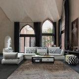 تصميم بسيطة رماديّة يعيش غرفة أثاث لازم إدماج بناء أريكة