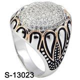 Micro monili dell'argento dell'anello di regolazione di modo (S-12735, S-12183, S-12185, S-13023)