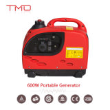 Alta qualidade 600W 600 watts de gasolina silenciosa do modelo novo/jogo de gerador Diesel do inversor de Digitas para o uso Home