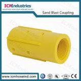 Sandblast di nylon Accoppiamento-Lui rapidamente accoppiamento di tubo flessibile