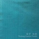 Tissu de polyester velours gaufré de traitement pour la maison De Décoration Textile