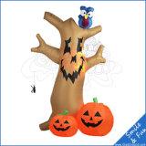 Zucca gonfiabile di Halloween del modello divertente della decorazione