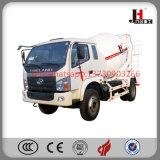 De hete Vrachtwagen van de Concrete Mixer Jiuhe van de Verkoop Kleine en Middelgrote