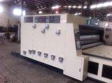 カートンボックス印刷のスロットマシンの半自動段ボール