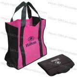 Il sacchetto non tessuto pieghevole, sacchetto di acquisto, ricicla il sacchetto, il sacchetto piegante non tessuto il M. il Y F-001