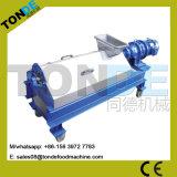 O único desperdício da fibra da mandioca da imprensa de parafuso seca a máquina com aço SUS304 inoxidável