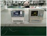 공급하는 수의 의학 주입 주사통 펌프 또는 접촉 스크린을%s 가진 연동 펌프
