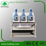 Machine de asséchage de cambouis Volute pour le traitement d'eaux d'égout