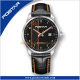 スポーツ・カー様式のAdvanture自動熱い販売法手の巻上げの腕時計