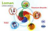 Pente chaude de rutile d'Anatase de dioxyde de titane de vente pour l'industrie en plastique