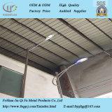 Straatlantaarn de van uitstekende kwaliteit Pool van het Roestvrij staal