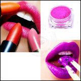 De kleurrijke Lippenstift maakt omhoog het Pigment van de Parel voor Halloween