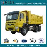 Sinotruk HOWO 6X4のダンプトラック20m3のダンプカートラック