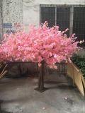 Albero artificiale dell'interno del fiore di ciliegia di vendita calda per la decorazione