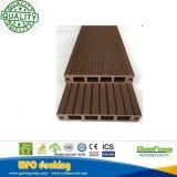 Milieuvriendelijke Koppeling gemakkelijk-Geïnstalleerdeo Houten Plastic Samengestelde Holle Decking