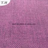 Sofà della versione della sabbia del tessuto di tela e di alta qualità piani