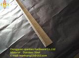 家具のハードウェアのステンレス鋼の連続的なヒンジ