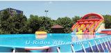 Het Park van de Pool van het frame voor pret in de zomer