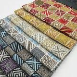 Poliester Jacquard textil hogar Sofá almohada Tapizados
