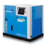 Fornecer o compressor livre do parafuso do petróleo do ar seco 11kw de 100%