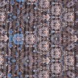 De Bloem die van vrouwen Vierkante Geweven Sjaal Scaf afdrukken (SW139)