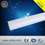 La CARCASA DEL TUBO LED T8 El material es el total de Nano