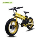 Diseño exclusivo Motor de doble bicicleta eléctrica 350W con capacidad de OEM