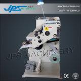 Jps-320fq-Tr Amortecedor rebobinador automático de papel autocolante Cortador a máquina