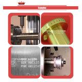 Máquina rotatoria de la marca del CNC del metal para el metal