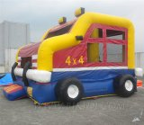 Het opblaasbare Huis van de Sprong van de Vrachtwagen (B1046)