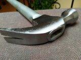 Молоток с раздвоенным хвостом с ручкой стальной трубы