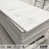 Lastra di superficie solida acrilica pura del materiale da costruzione 12mm grande