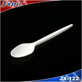 Cuillère réglée de thé de couteau de fourche de couverts en plastique de traitement de picoseconde