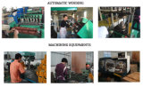 Mon moteur électrique de l'exécution de l'induction de condensateur