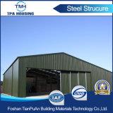 Magazzino di costruzione personalizzato della struttura d'acciaio della fabbrica di disegno
