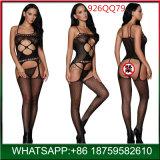 판매를 위한 레이스 소녀 섹시한 Bodystocking 까만 중국 섹시한 란제리