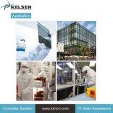Filtre HEPA pour salle blanche Softwall PVC équipée hotte à flux laminaire