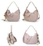 Nuova borsa di cuoio della signora Hobo PU di arrivo (WDL0883)