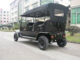 Graciosa 4 Lugares Buggy Carro Eléctrico 48V carro clássico com a porta
