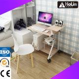家庭内オフィスの家具のための移動式木のコンピュータの机