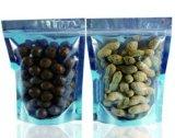 長期食品保存のための真空のジッパーによって密封される包装の袋