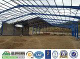 Estrutura de aço da China vínculo de Cores dos telhados do Prédio galpão de armazenagem exterior