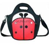 El bolso aislado bolso termal de Picinc Bento de los niños embroma el bolso del almuerzo (BC0089)