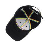Sándwich de moda personalizada Gorra de algodón con bordados deslumbró