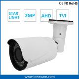2.0MP maak de Camera van kabeltelevisie van het Sterrelicht met de de Volledige Dag en Nacht van de Kleur waterdicht
