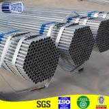 Труба водопровода слабой стали BS1387 DN20 горячая окунутая гальванизированная (27mm)