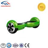 Kundenspezifischer Hoverboard 500W 36V elektrischer Ausgleich-Roller mit blauem Licht des Zahn-LED