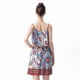 Meilleure vente de haute qualité Fashion femme Robe de patinage de l'été