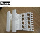 Förderband des Hairise haltbares PlastikHar-6200 mit Leitblech